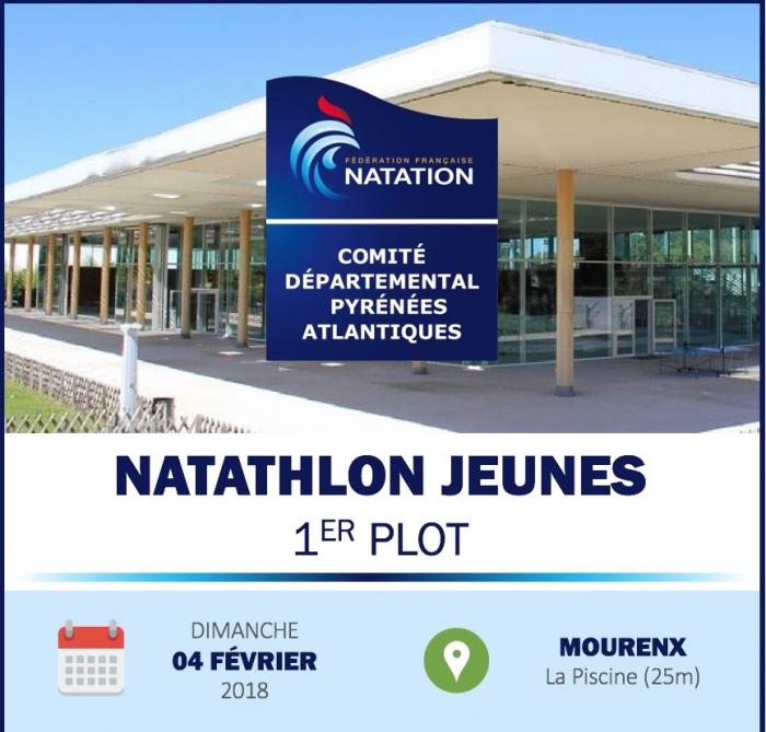 règlement natathlon 2018